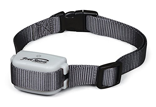 Free Spirit In-Ground Fence Add-A-Dog Collar – Additional, Extra or Replacement Shock Collar with Tone/Vibrate and Shock