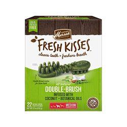 Fresh Kisses Coconut Oil + Botanicals Medium Brush – Value Box (22 Ct)