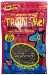 Crazy Dog Train-Me! Training Reward Mini Dog Treats