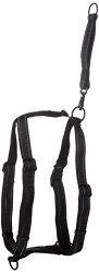 SPORN Ultimate Control Dog Harness, Black, Large