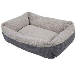 Whisker Doodle Self-Warming Dog Bed-30″x 24″