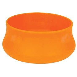 Guyot Designs Squishy Pet Bowls, Tangerine, 32 Oz