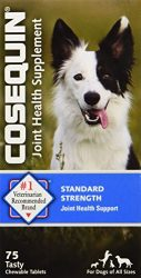 Cosequin Hip & Joint Support for Dogs – 75 Tabs
