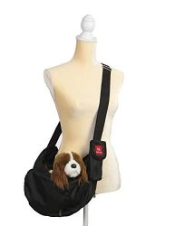Bark-n-Bag BNB8001 para PUP Clutch/Sling, Black