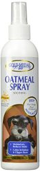 Gold Medal Pets Oatmeal Soothing Skin Spray with Cardoplex for Dogs, 8 oz.