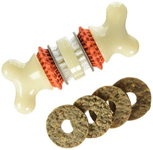 PetSafe Medium Sportsmen Bristle Bone Pet Chew Toy