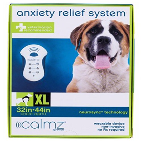 Petmate Calmz Anxiety Relief System for Dogs, X-Large ...