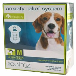 Petmate Calmz Anxiety Relief System for Dogs, Medium