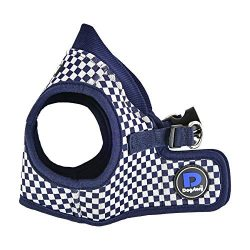 dogstory Dog Story Beatrix Harness B-Navy-Large