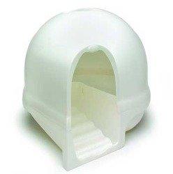 Aspen Pet Booda Clean Step Litter Box (Pearl)