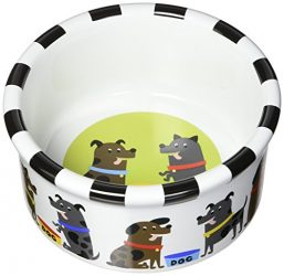 Signature Housewares Pooch Dog Bowl, Small