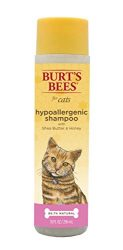 Burt's Bees for Cats Hypoallergenic Shampoo with Shea Butter and Honey | Best Shampoo For All Cats and Kittens With Sensitive Skin