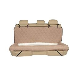 PetSafe Solvit 62454 Car Cuddler, Large, Brown