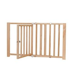 Dogit 70621 Pet Safety Gate, 28-44″ W x 18″ H