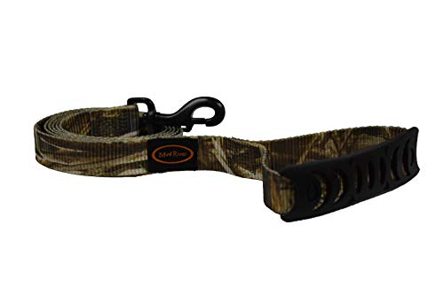 Mud River The Hatch Dog Leash (Camo, 6-Feet/72-Inch)