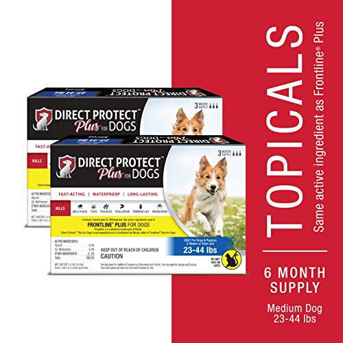 Direct Protect Plus 6 month supply, Medium