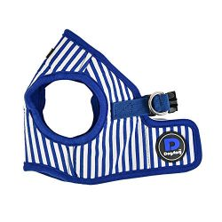 DOG STORY dogstory ENZO Harness B-Royal Blue-X-Large