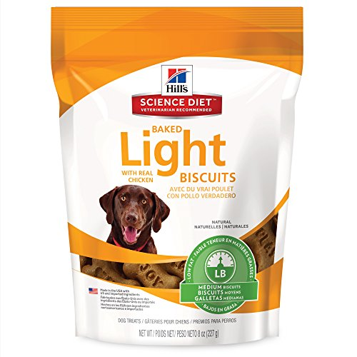 Hill S Science Diet Light Dog Snacks Baked Light Dog