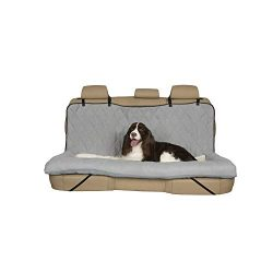 PetSafe Solvit 62455 Car Cuddler, Large, Grey