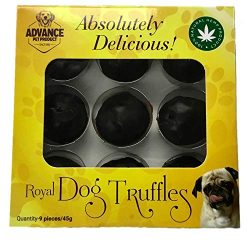 Advance Royal Dog Truffles, 9 Piece Box