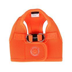 Puppia Neon Soft Vest Harness B, X-Large, Orange