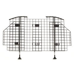 Guardian Gear Grid Pet Vehicle Barriers, Dog Barrier for SUVs, Minivans and Station Wagons
