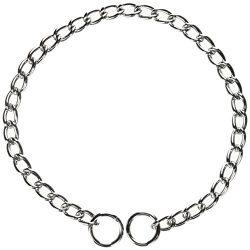 Hamilton Extra Heavy Choke Chain Dog Collar, 26-Inch