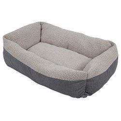 Whisker Doodle Self-Warming Dog Bed-35″x27″