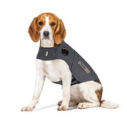 Thundershirt Dog Anxiety Treatment – Gray (Medium)