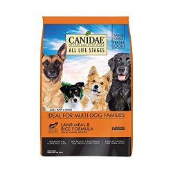 CANIDAE All Life Stages Dog Dry Food Lamb Meal & Rice Formula 30lbs