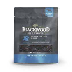 Blackwood Pet Food 22553 All Life Stages Grain Free Catfish, Chickpea & Kale Treats, 4 Oz