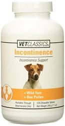 Vet Classics Canine Incontinence – 120 Tablets