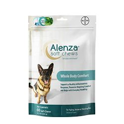 Bayer Alenza Soft Chews Aging Support for Dogs, 60 count