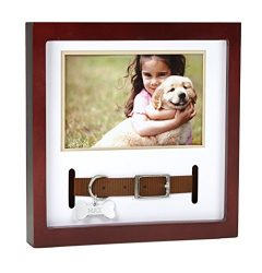 Pearhead Pet Sentiment Picture Frame, Perfect Gift for Any Pet Owner or Pet Lover