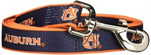 NCAA Auburn Tigers Dog Leash, Medium/Large  – New Design