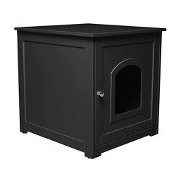 zoovilla Kitty Litter Loo – Hidden Litter Box Furniture