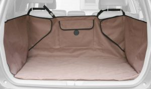K&H Pet Products Quilted Cargo Pet Cover & Protector Tan