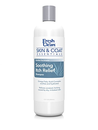 PetAg Fresh 'n Clean Skin & Coat Essentials Soothing Itch Relief Shampoo