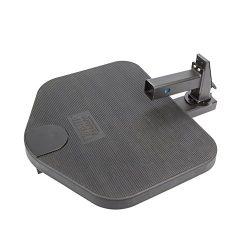 Heininger Black 3045 PortablePET Twistep Dog Hitch Step for Trucks