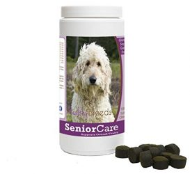 Healthy Breeds Goldendoodle Senior Dog Chews