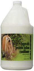 #1 All Systems Super-Rich Protein Lotion Pet Conditioner, 1-Gallon, Package may vary
