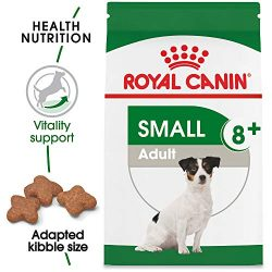 Royal Canin Small Adult 8+ Dry Dog Food for Older Small Breed Dogs, 13 lb. bag