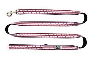 RC Pet Products 1″ x 6′ Dog Leash, Nautical