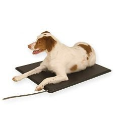 K&H PET PRODUCTS Lectro-Kennel Heated Pad with Free Cover Large 16.5″ x 22.5″