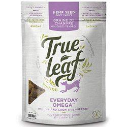 True Leaf Hemp Everyday Omega Chews 90g