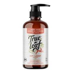 True Leaf Hemp Hip + Joint Oil 8oz