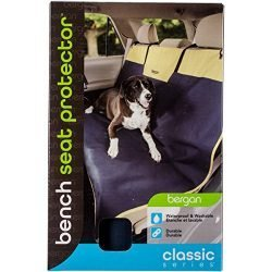 Bergan Bench Seat Cover, 600D Polyester, Navy & Sand