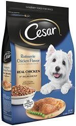 Cesar Small Breed Dry Dog Food, 12 lb.