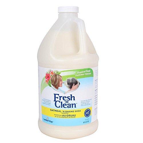 Fresh 'n Clean 22469 Oatmeal Baking Soda Shampoo, Tropical, 64 oz