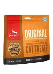 Orijen Original Freeze-Dried Cat Treats | Biologically Appropriate | 1.25oz